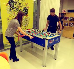 Lauajalgpalli saab mängida Kännukuke, Nurmenuku ja Paepealse raamatukogudes