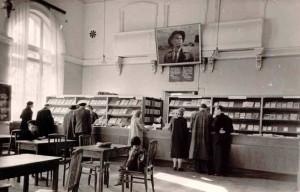 Eestikeelse-kirjanduse-osakond-1957
