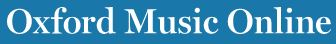 tekst - oxford music online