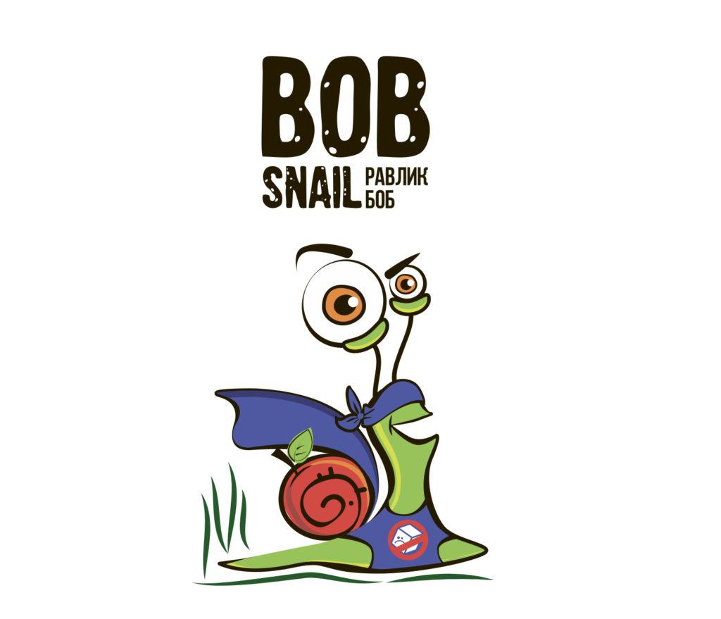 Bob Snail logo