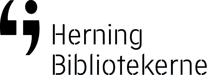Herningi raamatukogu logo
