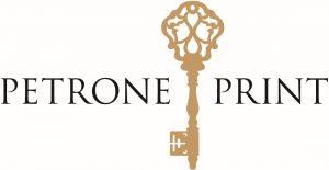 kirjastus Petrone Print logo