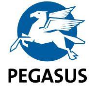 kirjastus Pegasus logo