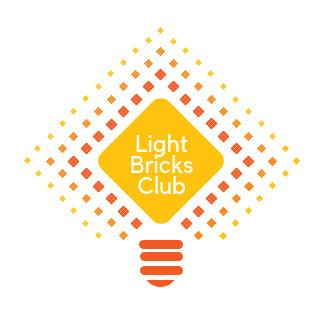 Light Bricks Club logo